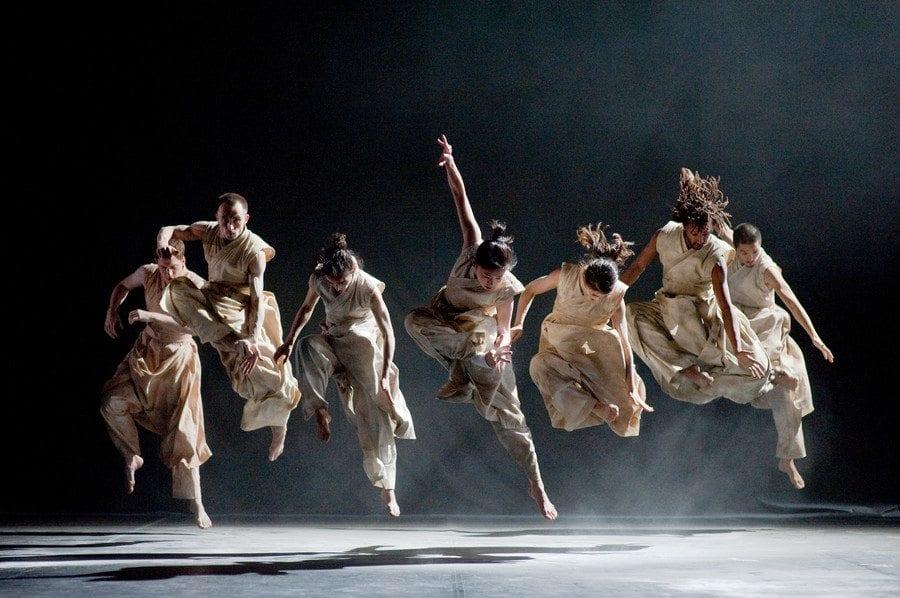 Vertical Road på Dansens Hus med Akram Khan Company