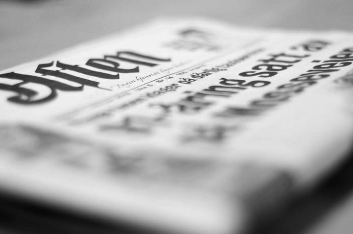 Debatt: var avisspråket bedre før? Foto: Silje R. Kampesæter