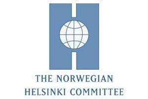 helsingforskomiteens logo
