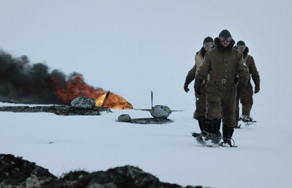 Into The White har førpremiere på FilmFest Oslo. Foto/Copyright: Daniel Voldheim/Zentropa Norge