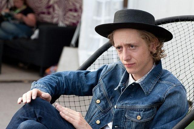 Jonas Alaska skal spille på Kolben Kulturhus. Foto: Tommy Bjerke