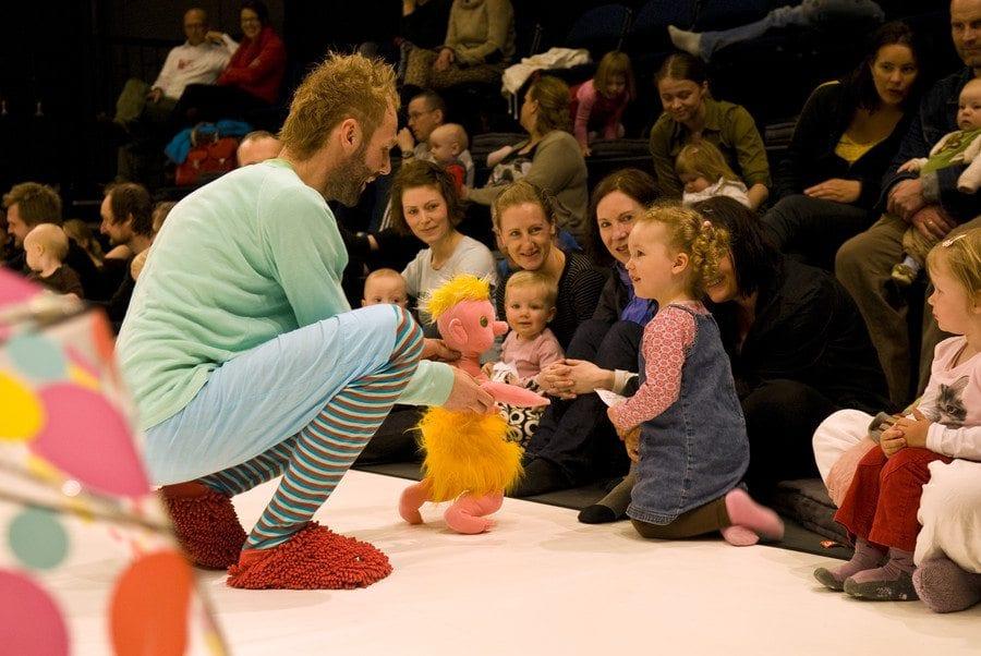 Readymade Baby på Dansens Hus 2012