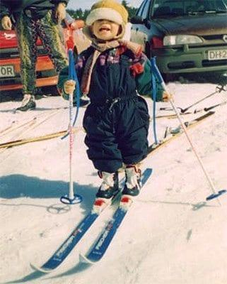 barnas holmenkolldag - skiskole_ole