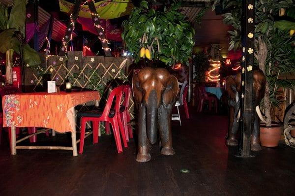 Tips til Valentines day:Restaurant Yaya's Majorstuen. Foto: Silje R. Kampesæter