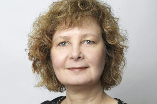 Anna Fiske kommer til Bøler Bibliotek. Foto: June Witzoe