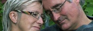 Jan Henry og Laila i dokumentarfilmen Min Elskede. FIlmen har premiere 13. april