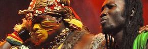 Lions Of Africa med Workshop i afrikansk dans