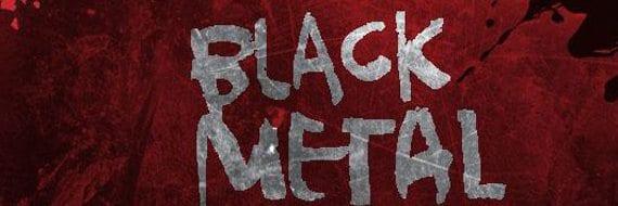 Norwegian Black Metal – utstilling på Popsenteret 2012