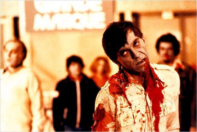 Down og the dead fra 1978 blir vist på Cinema Neuf