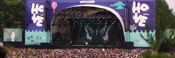Hovefestivalen 2012, på Tromøya i Arendal