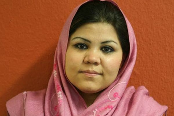 Menneskerettighetsforkjemperen Wazhma Frogh kommer til Litteraturhuset
