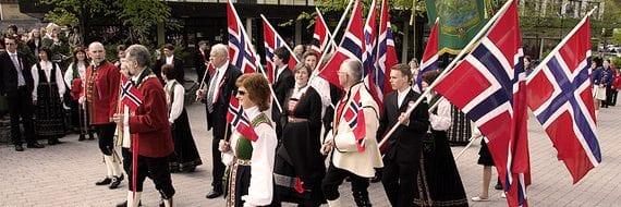17. mai – Norges Grunnlovsdag