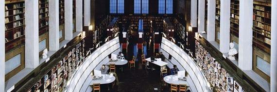 Bokloppemarked på Deichmans Hovedbibliotek - Verdens bokdag