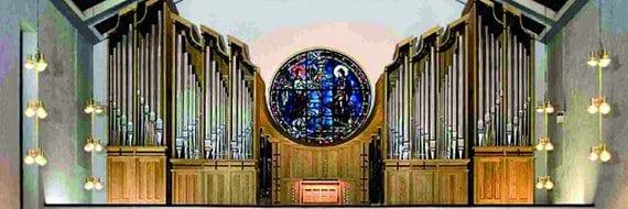Orgelnatt i Røa Kirke på Langfredag