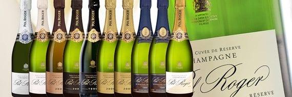 Champagnesmaking med Pol Roger på Gamle Logen