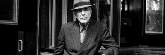 Leonard Cohen spiller to konserter i Norge i august