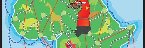 Seminar på Litteraturhuset: Kina i Afrika