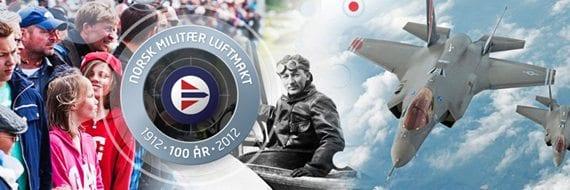 Norsk militær luftmakt 100 år