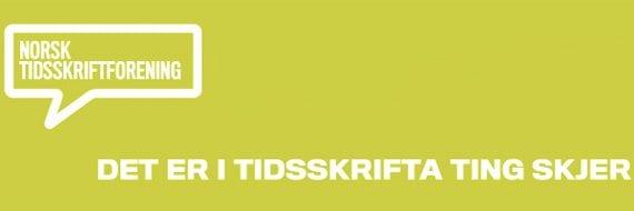 Norsk tidsskriftforlag arrangerer Tidsskriftdagen på Litteraturhuset