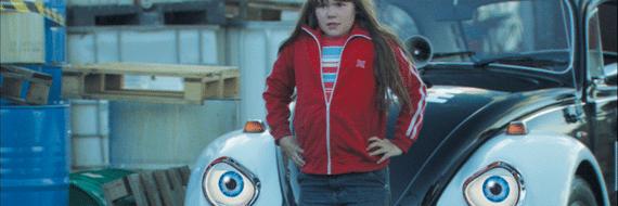 Pelle politibil vises på barnas cineatek 2. og 3. juni