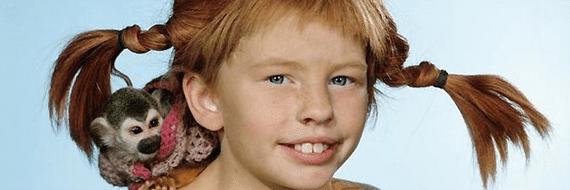 Her kommer Pippi Langstrømpe vises på Barnas Cinematek