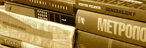 russlandsdager på Litteraturhuset i april