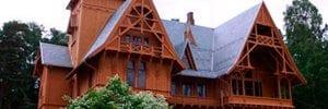 Villa Fridheim i Buskerud har sesongåpning 12. mai
