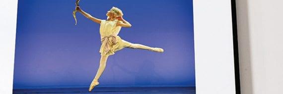 Ballettskolens elevforestilling på Operaen