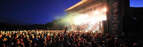 Vinjerockfestivalen 2012