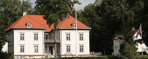 Eidsvollbygningen 1814
