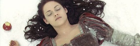 Kristen Stewart i Snow White and the Huntsman