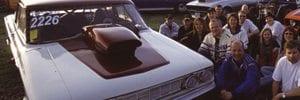 Amcar Cruising på Youngstorget