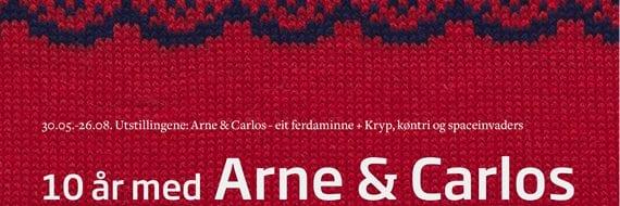 10 år med Arne & Carlos
