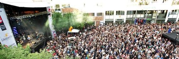 Byfesten i Lillestrøm 2012