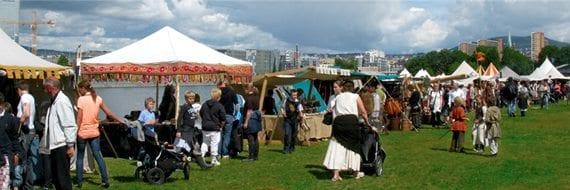 Oslo Middelalderfestival 2012