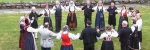 Lær folkedans og gammeldans med dansere fra Symra