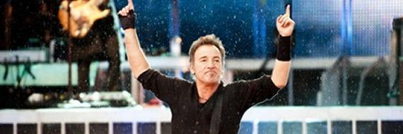 Bruce Springsteen på Valle Hovin i Oslo