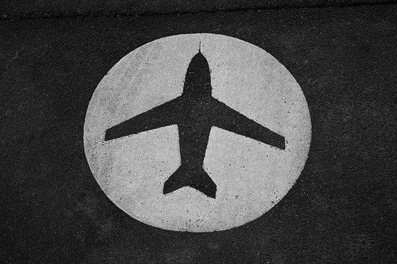 flyplass - fly