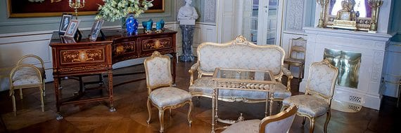 Omvisning på Slottet hver dag. Foto: Ole / aktivioslo.no
