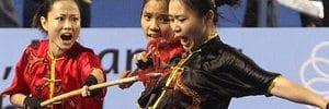 Åpning av nytt kampsportsenter Wushu
