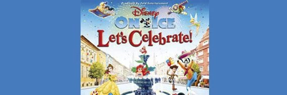 Disney on Ice, Let's celebrate! i Oslo Spektrum