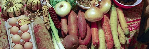 Økologisk mat. Foto:  Alexandra Guerson / Flickr