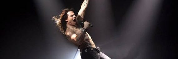 Premiere: Rock of Ages med Tom Cruise