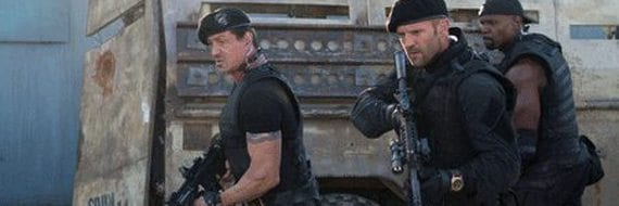 Premiere: The Expendables 2