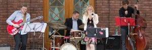 Tine Thing Helseth quartet har tidligere spilt på Sommerkonserten på Vigelandmuseet