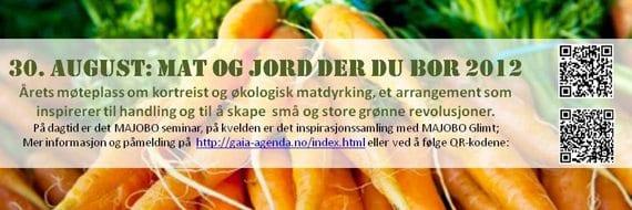 Mat og Jord der du Bor 2012