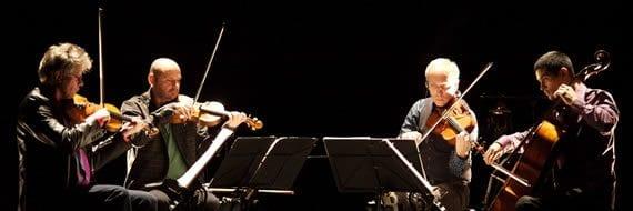 Kronos Quartet på Oslo World Music Festival