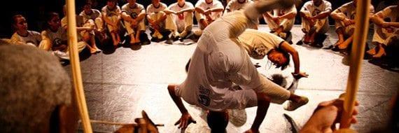 Oslo Capoeira klubb - Introduksjonskurs