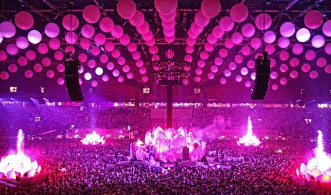 Sensation Innerspace på Telenor Arena