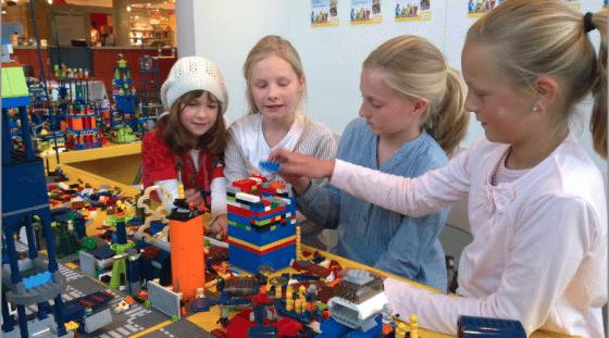 LEGO-festival på Teknisk Museum